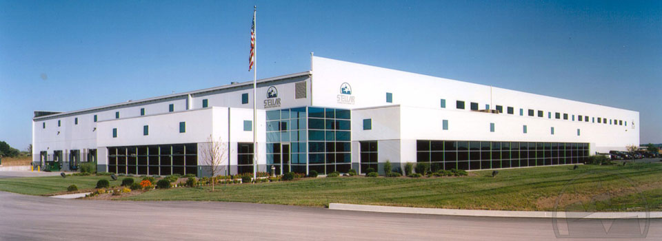 Stellar manufacturing facility - Image of the exterior of Stellar's manufacturing facility